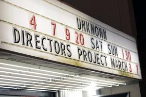 The Directors Project Premiere